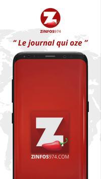 Zinfos974.com ポスター