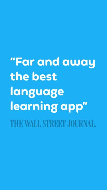 duolingo learn languages free app download