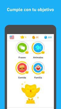 Duolingo captura de pantalla 4