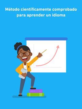 Duolingo captura de pantalla 5