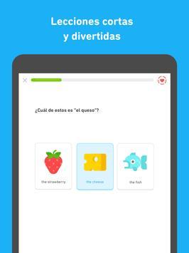 Duolingo captura de pantalla 6