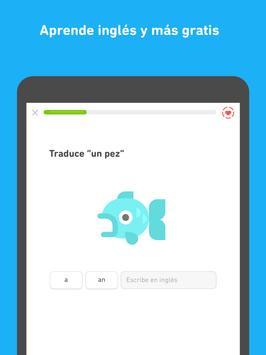 Duolingo captura de pantalla 7