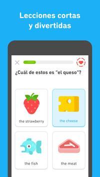 Duolingo captura de pantalla 1