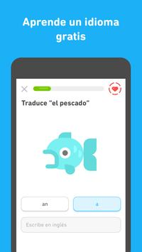 Duolingo captura de pantalla 2