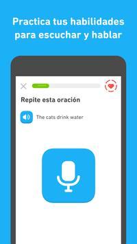 Duolingo captura de pantalla 3