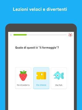 6 Schermata Impara l'inglese con Duolingo