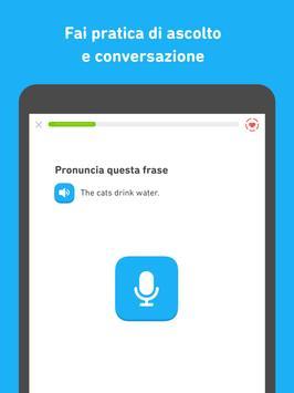 8 Schermata Impara l'inglese con Duolingo