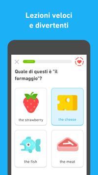 1 Schermata Impara l'inglese con Duolingo