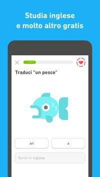 2 Schermata Impara l'inglese con Duolingo