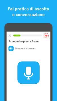 3 Schermata Impara l'inglese con Duolingo