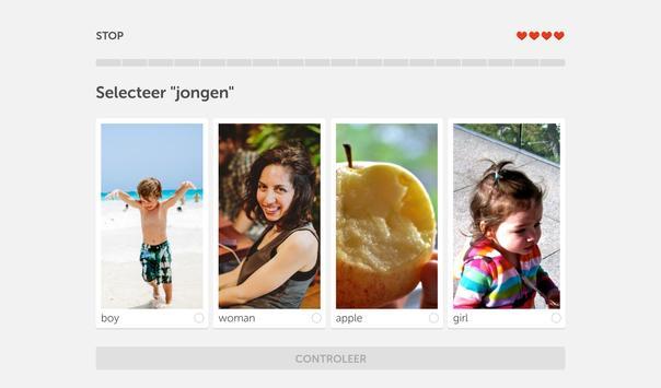 Leer Engels met Duolingo screenshot 7