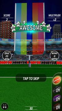 Football Kick Flick 3D screenshot 1
