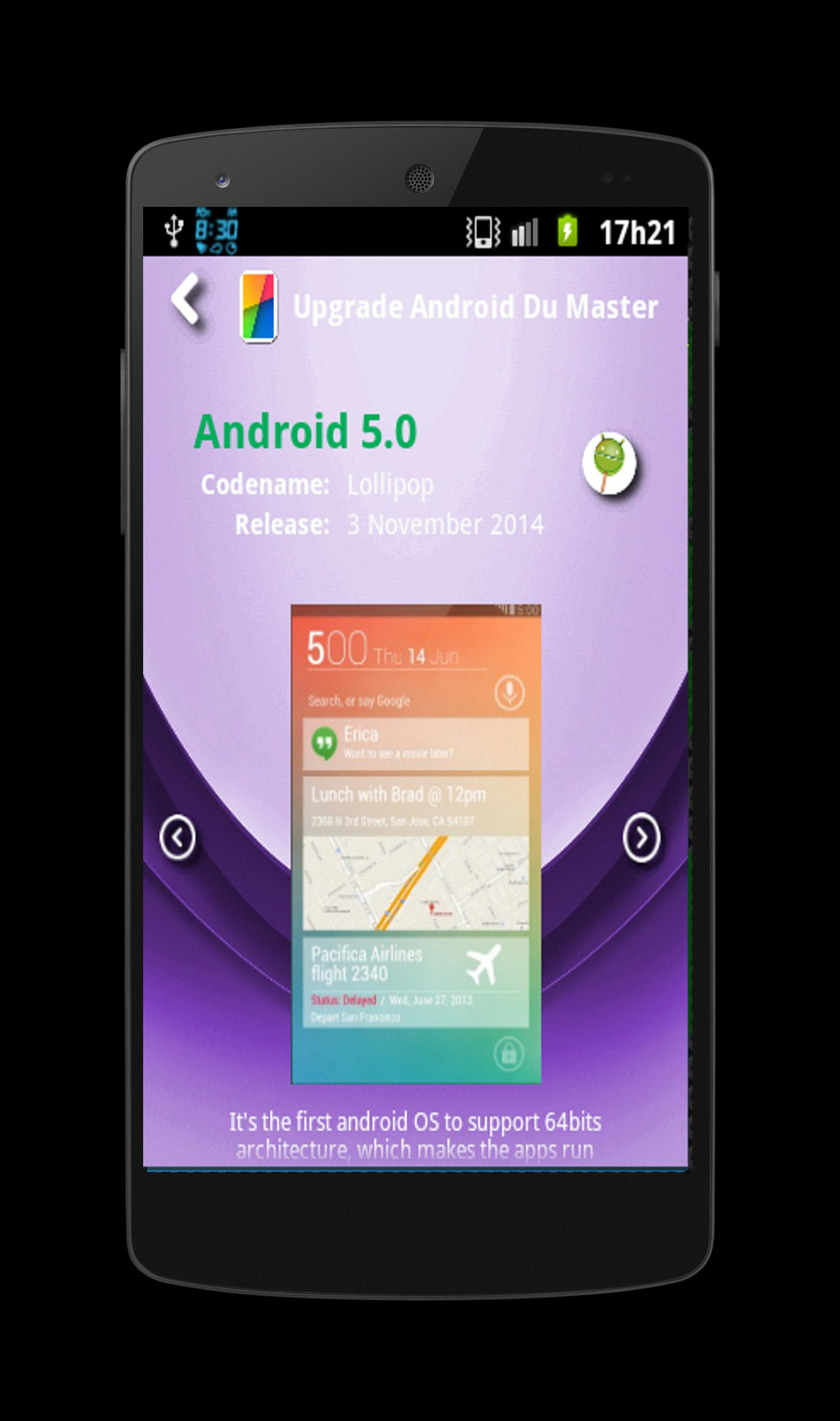 master android apk