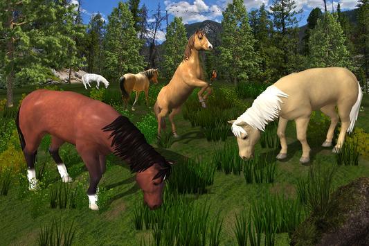 Ultimate Horse Family Survival Simulator screenshot 7