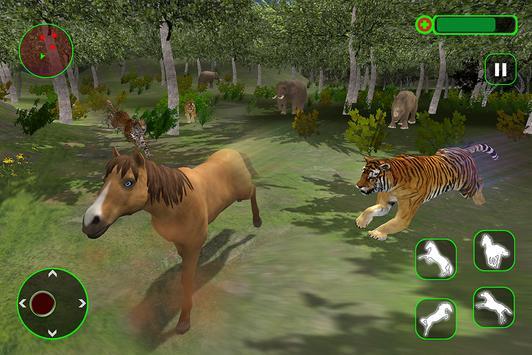 Ultimate Horse Family Survival Simulator screenshot 9
