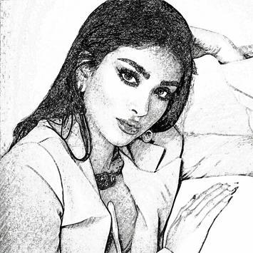 Boceto a Lápiz - Pencil Sketch captura de pantalla 3