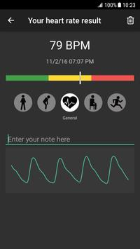 Heart Rate Plus screenshot 1