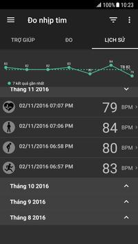 Đo nhịp tim ảnh chụp màn hình 2