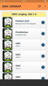BUKU IQRA' LENGKAP screenshot 1