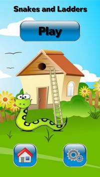 Snakes and Ladders - 2 to 4 player board game screenshot 1