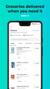 Dunzo - 24X7 Delivery: Grocery, Food, Packages screenshot 1