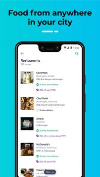 Dunzo - 24X7 Delivery: Grocery, Food, Packages screenshot 2