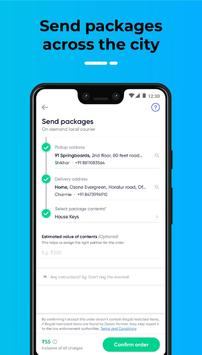 Dunzo - 24X7 Delivery: Grocery, Food, Packages screenshot 3