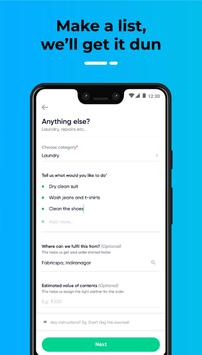 Dunzo - 24X7 Delivery: Grocery, Food, Packages screenshot 4