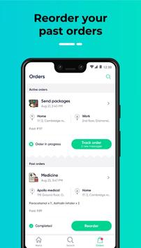 Dunzo - 24X7 Delivery: Grocery, Food, Packages screenshot 6