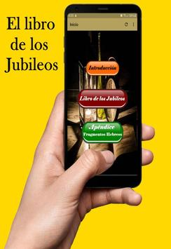 Libro de los Jubileos plakat