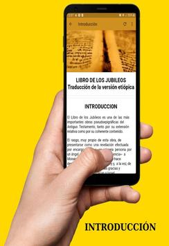 Libro de los Jubileos screenshot 1