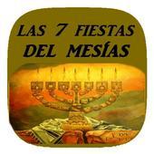 Libro las 7 Fiestas del Mesías Gratis-icoon