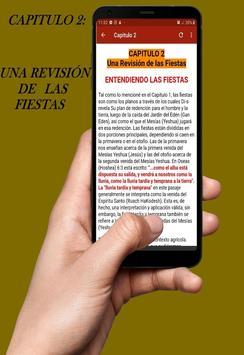 Libro las 7 Fiestas del Mesías Gratis screenshot 4