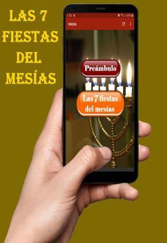 Libro las 7 Fiestas del Mesías Gratis-poster