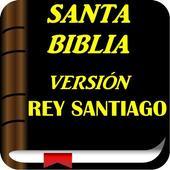 Biblia del Rey Santiago en Español Gratis icon