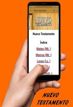 Biblia del Rey Santiago en Español Gratis screenshot 3