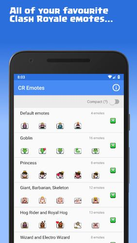 CR Emotes for Android - APK Download