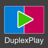 DuplexPlay icône