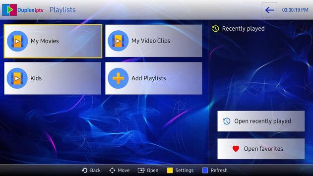 Duplex IPTV screenshot 5