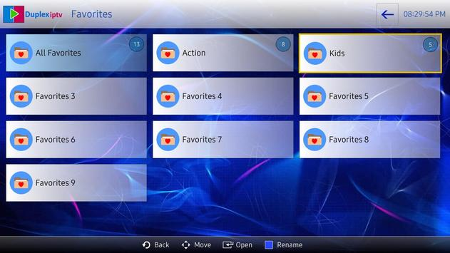 Duplex IPTV screenshot 6