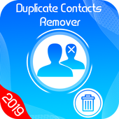 Duplicate Contacts Fixer and Contact Remover icon