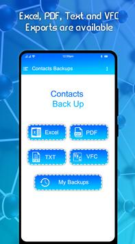 Duplicate Contacts Fixer and Contact Remover screenshot 4