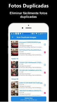 Limpiador duplicado - Eliminar archivos duplicados captura de pantalla 18