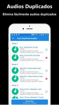 Limpiador duplicado - Eliminar archivos duplicados captura de pantalla 11