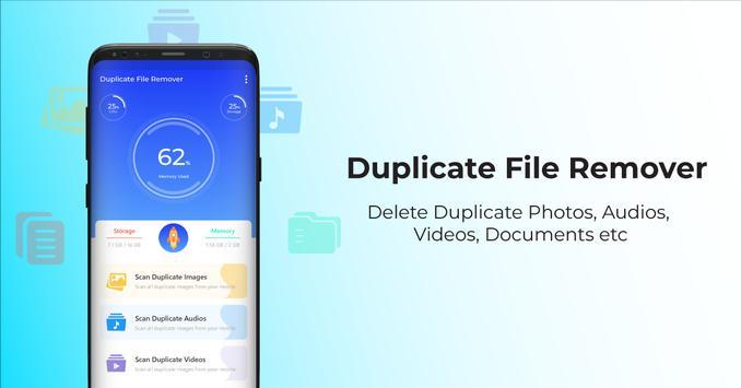 Duplicate photo remover - Penghapus file duplikat poster