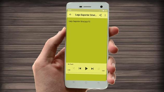 Lagu Sriwijaya Fc Lengkap screenshot 1