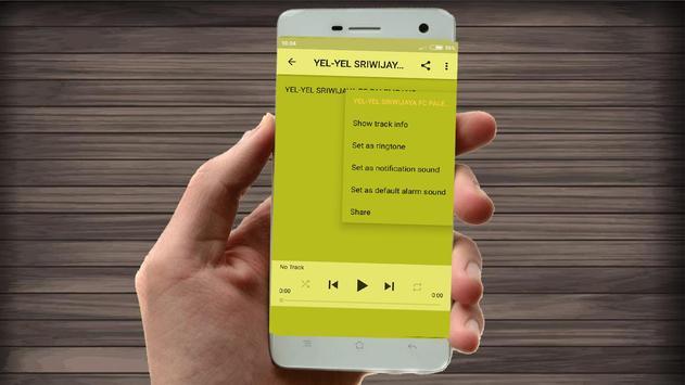 Lagu Sriwijaya Fc Lengkap screenshot 5