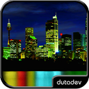 City at Night Live Wallpaper APK Android