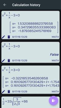Fx Calculator 350es 84+ calculator sin cos tan screenshot 2