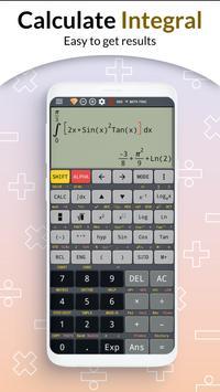 School scientific calculator 500 es plus 500 ms screenshot 3